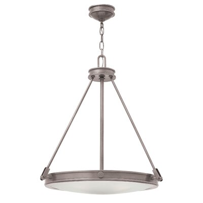 Driden 4-Light Pendant Finish: Antique Nickel