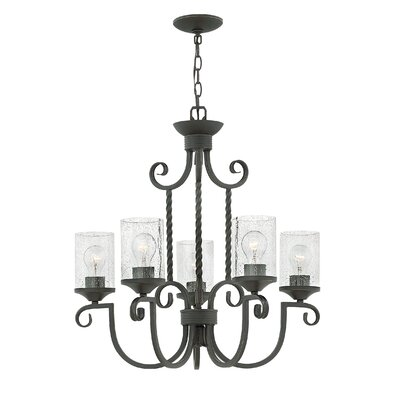 Carlyle 5-Light Candle-Style Chandelier