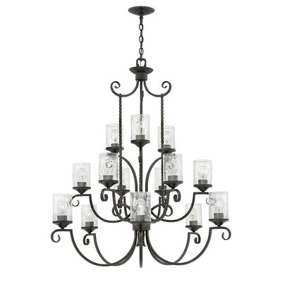 Carlyle 15-Light Candle-Style Chandelier