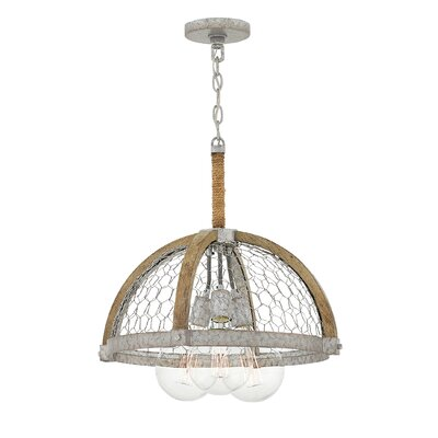 Hudson 3-Light Mini Chandelier