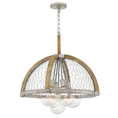 Hudson 5-Light Chandelier