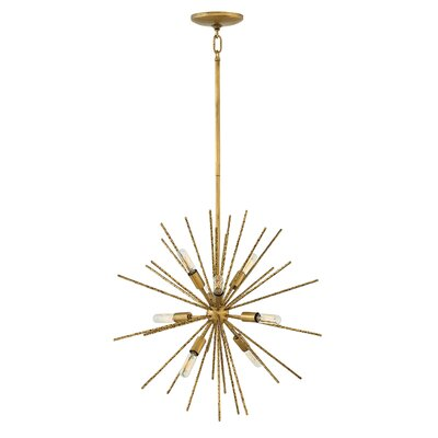 Rodrigo 8-Light Sputnik Chandelier