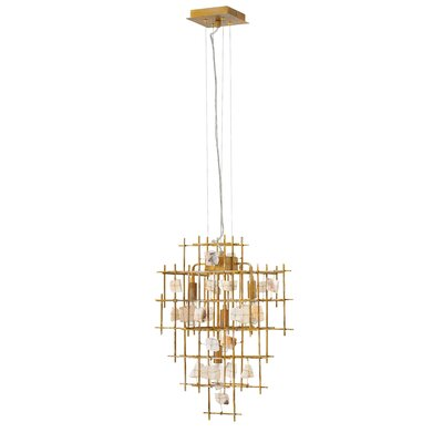 Ringsted 6-Light Geometric Pendant