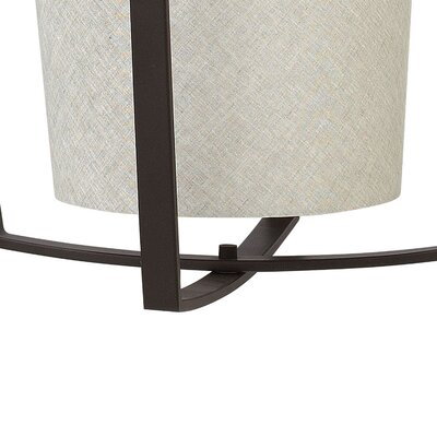 Blakely 4-Light Foyer Pendant Finish: Buckeye Bronze