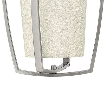 Blakely 1-Light Foyer Pendant Finish: Brushed Nickel