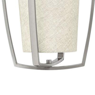 Blakely 1-Light Foyer Pendant Finish: Brushed Nickel