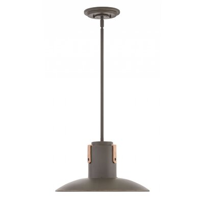 Fairview 1-Light Inverted Pendant