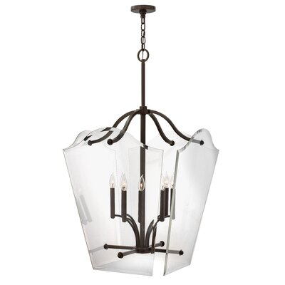 Wingate 8-Light Foyer Pendant Finish: Oil Rubbed Bronze