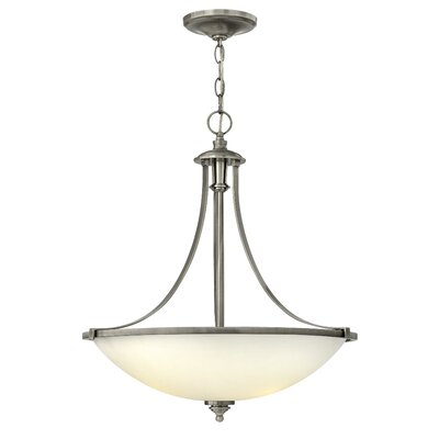 Meadville 4-Light Invert Foyer Inverted Pendant