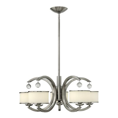 Monaco 5-Light Drum Chandelier
