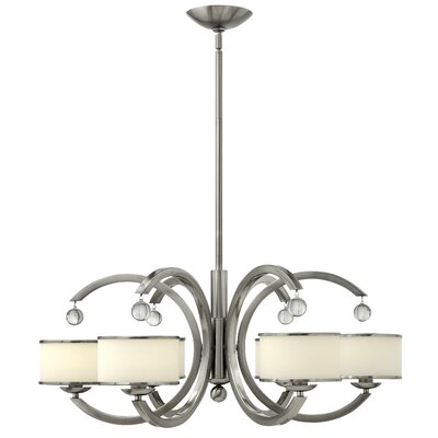 Monaco 6-Light Drum Chandelier