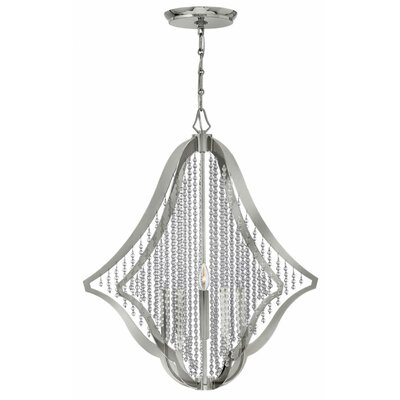 Bijou 5-Light Crystal Chandelier