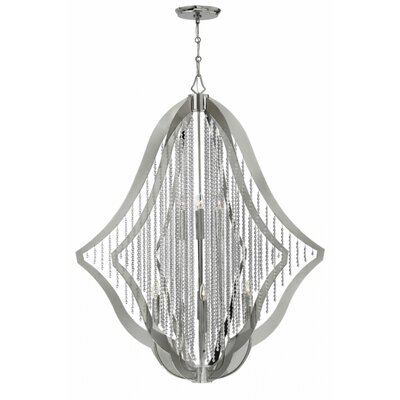 Bijou 12-Light Crystal Chandelier