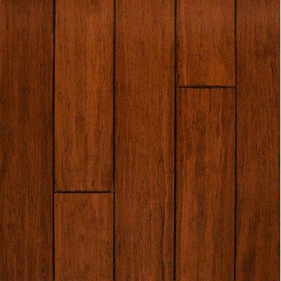 5 Engineered Bamboo  Flooring in Tawny