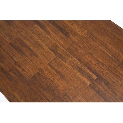 5 Engineered Bamboo Flooring in Umber