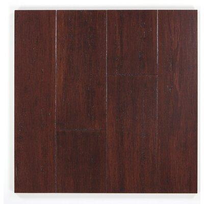 5 Engineered Bamboo  Flooring in Flintlock