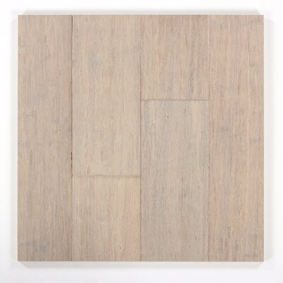 5 Engineered Bamboo Flooring in Ivory