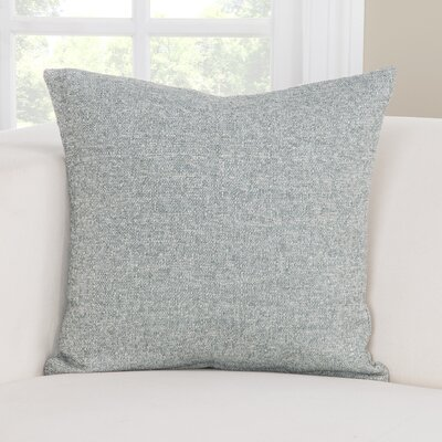 Belmont Throw Pillow Size: 20 H x 20 W x 6 D, Color: Capri