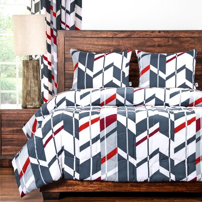 Valor Comforter Set Size: Twin