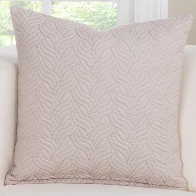 Saddleback Throw Pillow Size: 20 H x 20 W x 6 D, Color: Dusk