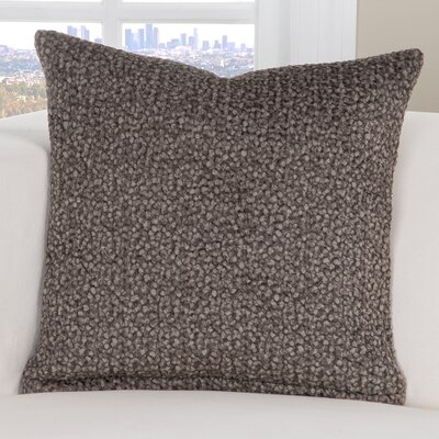 Tumbleweed Stone Throw Pillow Size: 26 H x 26 W x 6 D, Color: Stone