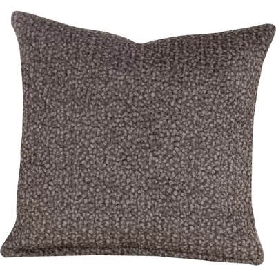 Tumbleweed Stone Throw Pillow Size: 20 H x 20 W x 6 D, Color: Stone