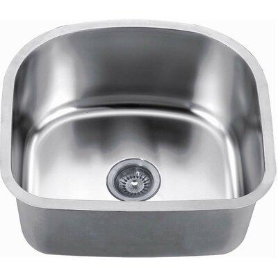 22 x 20 Undermount Kitchen Sink