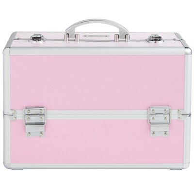 Professional Beauty Cosmetics And Makeup Train Case