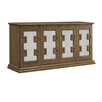 Francene Sideboard Color: Honey