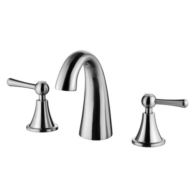 Standard Bathroom Faucet with Drain Assembly Finish: Polished Chrome