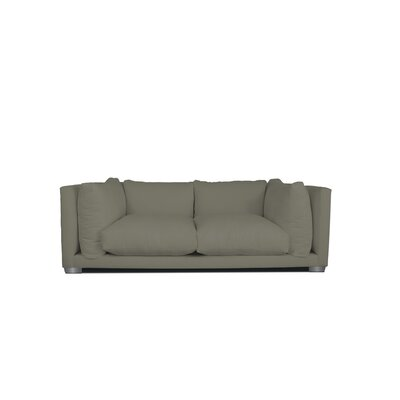 Nuvola Sofa Upholstery: Mineral