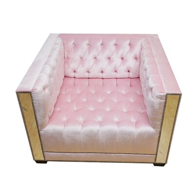 Getty Tufted Armchair