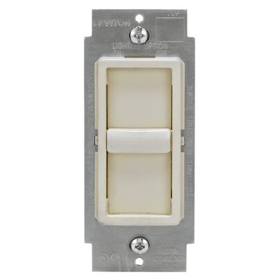 Sureslide Dimmer Finish: Light Almond