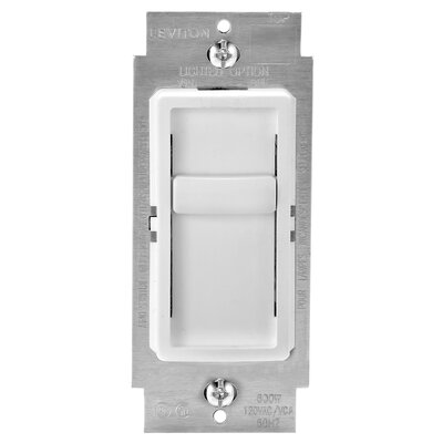 Universal Single Pole Dimmer