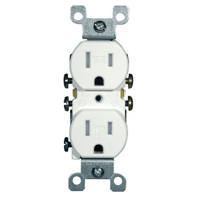Weather Resistant Duplex Receptacle