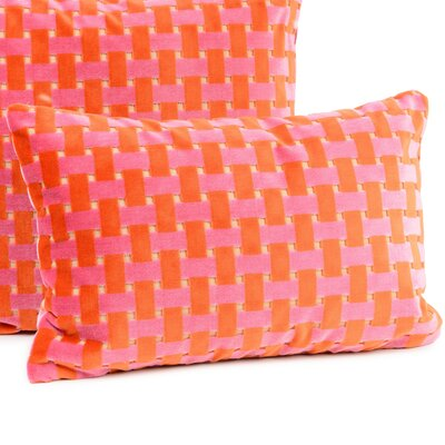 Gwen Velvet Lumbar Pillow