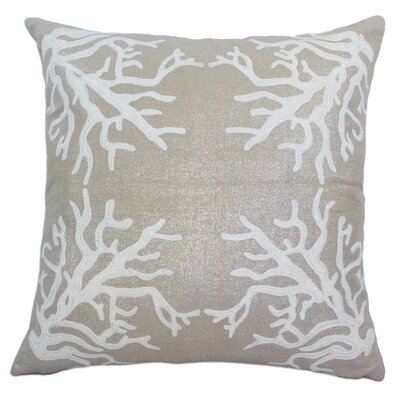 Suzanne Linen Throw Pillow