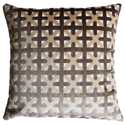 Casey Velvet Throw Pillow