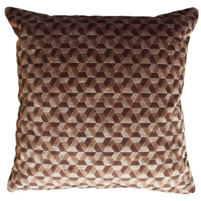 Andy Velvet Throw Pillow