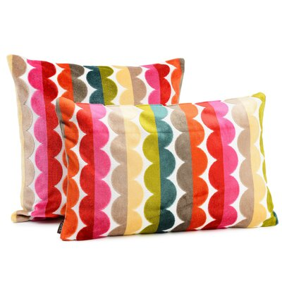Grace Velvet Throw Pillow