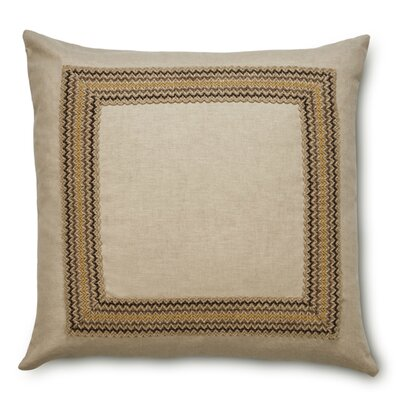 Bohemia Linen/Jute Throw Pillow