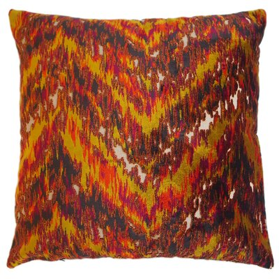 Sherry Velvet Throw Pillow
