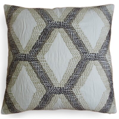 Kandice Linen/ Cotton blend Throw Pillow