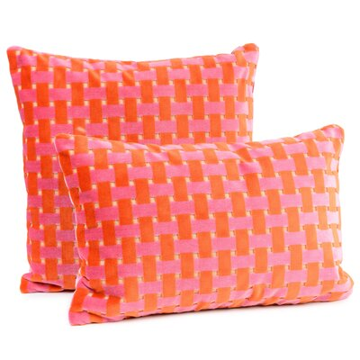 Gwen Velvet Throw Pillow