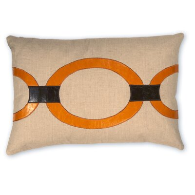 Hunter Lumbar Pillow Color: Orange