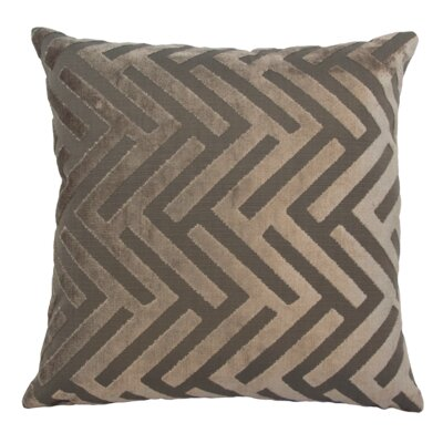 Susan Velvet Throw Pillow