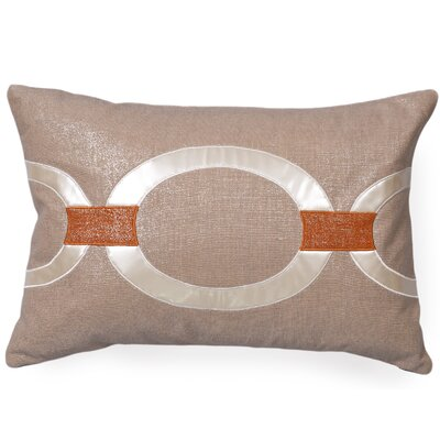 Hunter Lumbar Pillow Color: Metallic