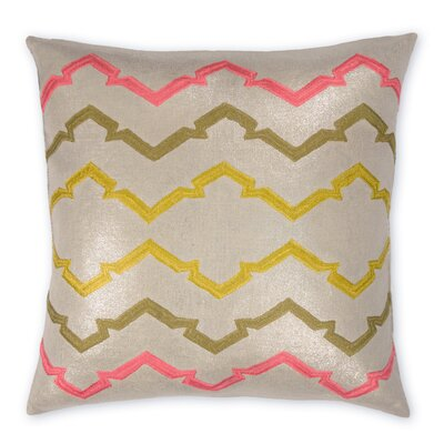 Jackie Linen Throw Pillow