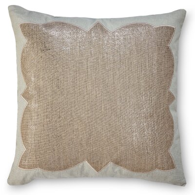 Ashley Linen Throw Pillow Color: Pale Blue
