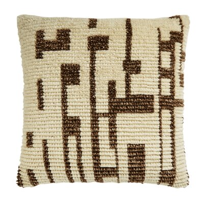 Austin Wool Throw Pillow